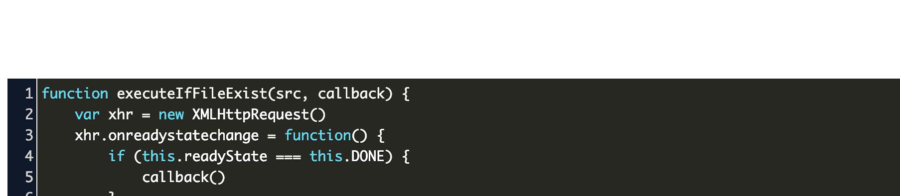 node js file exists