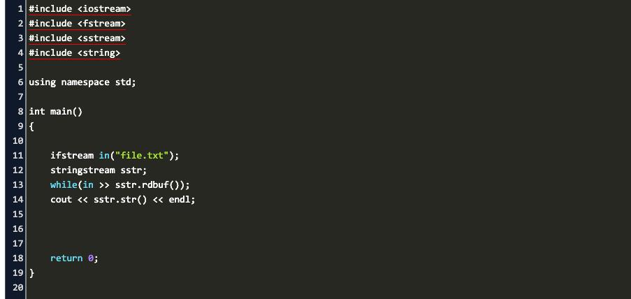 rdbuf binary options