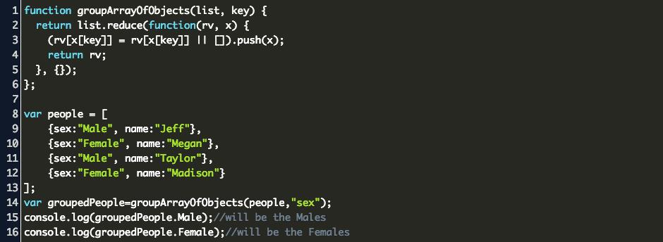 Javascript array find() Example   Javascript Array Search