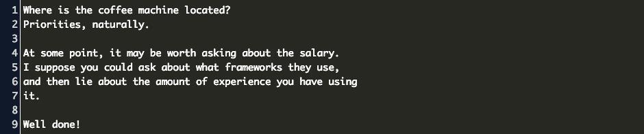 Roblox Hackerrank Challenge Questions Javascript Interview Questions Code Example