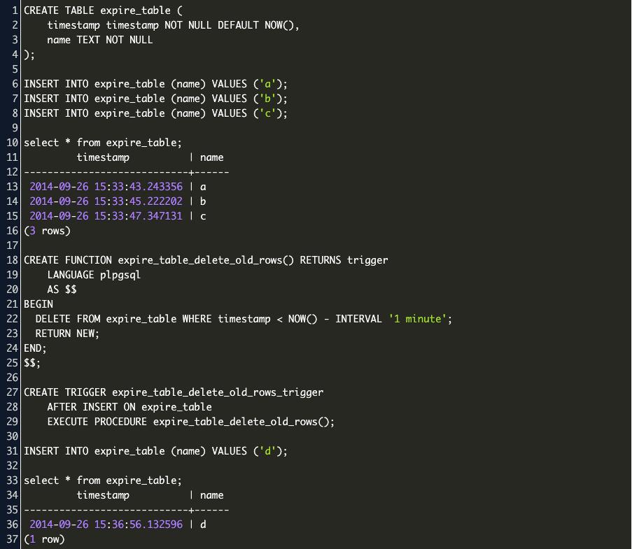 Constraint postgres rename PostgreSQL RENAME