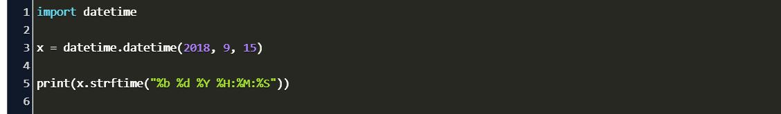 Python fromtimestamp utc code