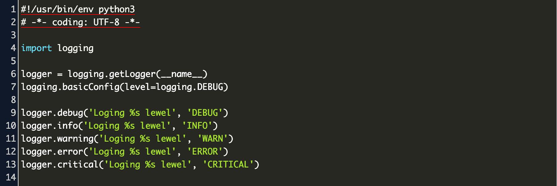 python logging basiclogging rotatingfilehandler Code Example
